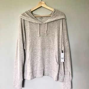 NEW YORK & COMPANY Ultra Soft Hoodie NWT